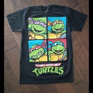 Teenage mutant ninja turtles t-shirt   & Disney